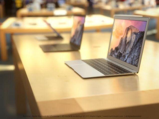 MacBook AIR最新2016年版の発売日を徹底予想!