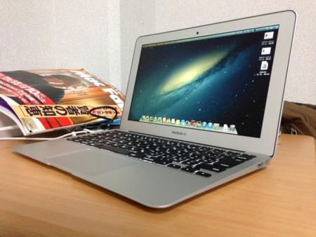 MacBook AIRで動画編集できるiMovieの使い方①