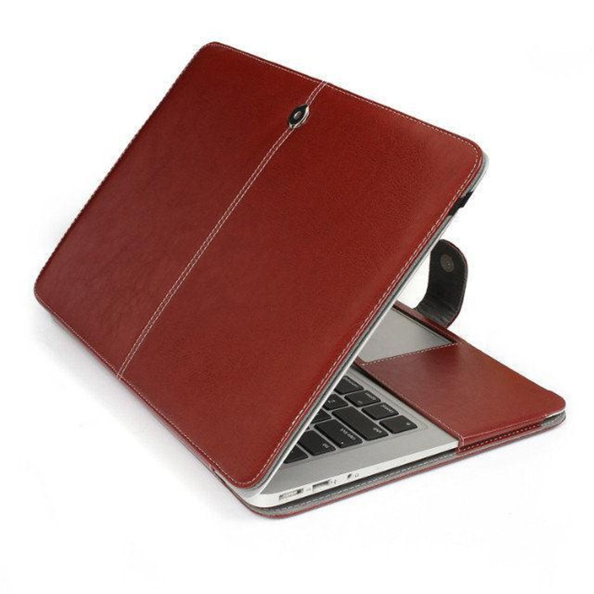 Macbook airのおしゃれカバーを厳選!レザーが熱い