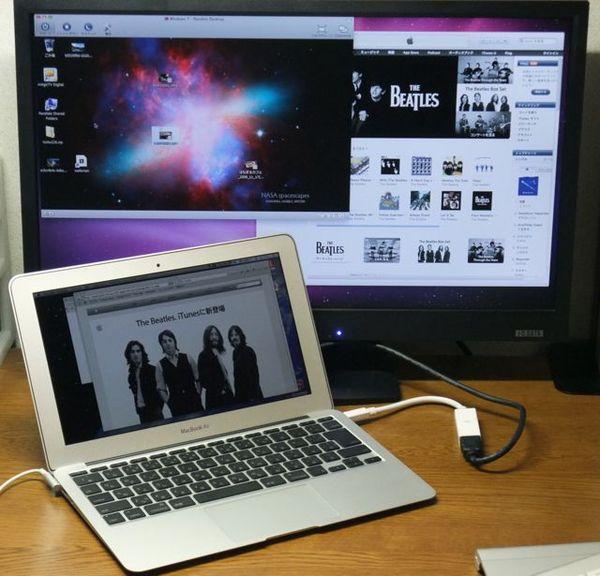 MacBook AIRの外部ディスプレイのおすすめトップ3!