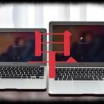 MacBook Air 13インチを徹底レビュー!何このスピード感…