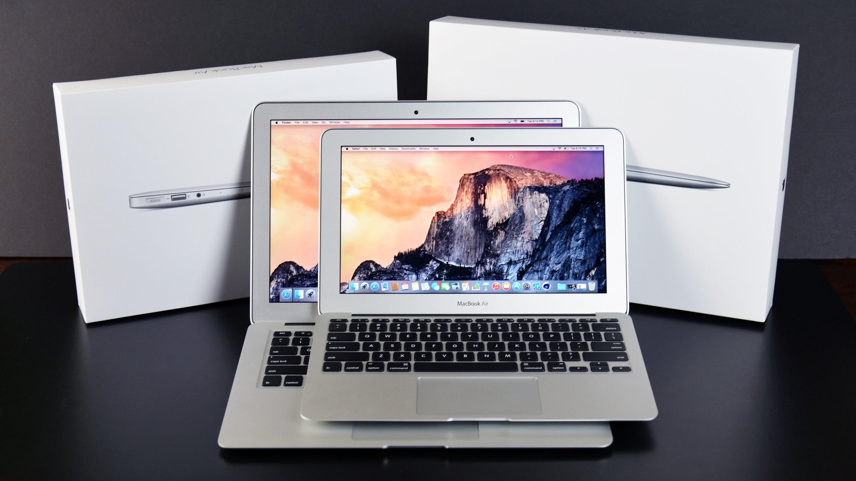 MacBook AIR 13インチをでかいと感じるのは錯覚だ!