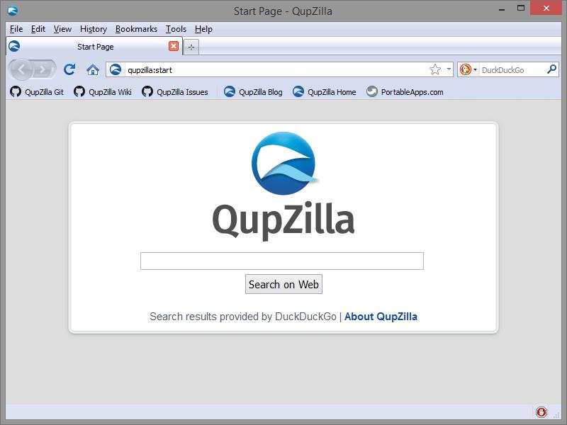QupZillaPortable