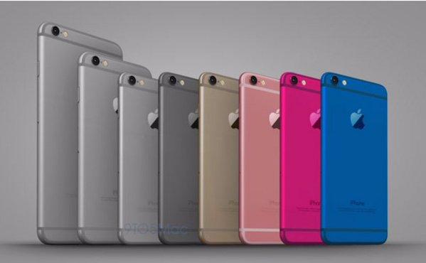 iPhone7の色の種類を一斉調査!新カラー最新候補まとめ