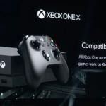 【Xbox One X】日本での発売日&予約開始日はいつ?